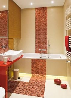 Tiles Border Designs For Bathroom