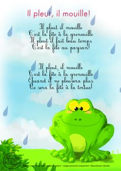 45 New French Poems for Kids How To Speak French, Learn French, Writing Activities, Activities For Kids, French Poems, French Sayings, French Nursery, French Kids, French Education