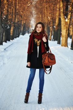 I honestly love winter fashion so much because you can be super fashionable yet super comfy.