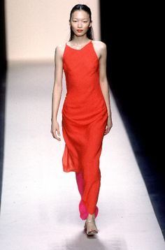 Oscar de la Renta - Ready-to-Wear Spring / Summer 1999 #oscardelarenta #fashion #vintage #90sfashion