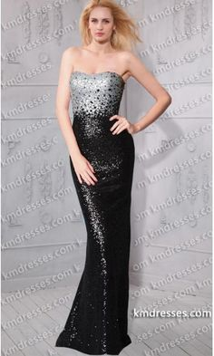 eyecatching color-blocked two tone sequined dress.prom dresses,formal dresses,ball gown,homecoming dresses,party dress,evening dresses,sequin dresses,cocktail dresses,graduation dresses,formal gowns,prom gown,evening gown.