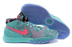 "acc336ba9c69 Discover the Nike Kyrie Irving 1 ""South Beach"" PE For Christmas Online Sale  Super Deals collection at Pumarihanna. Shop Nike Kyrie Irving 1 ""South  Beach"" PE ..."