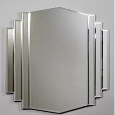 Art Deco mirror for the guest bath. Wanting to purchase your own stylish bedroom mirror? Then visit this site. Art Deco mirror for the guest bath. Art Deco Stil, Modern Art Deco, Art Deco Home, Art Deco Furniture, Design Furniture, Plywood Furniture, Upcycled Furniture, Modular Furniture, Furniture Showroom