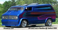 Virtual Vanner's Custom Van blog: National Truck-In this weekend Altamont Illinois
