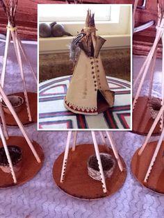 By Pita Macias Native American Baby, Native American Decor, Native American Regalia, Nativity Crafts, Cute Crafts, Christmas Crafts, Native Symbols, Native Art, Cactus Diys
