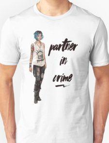 Chloe Price - Partner in Crime Unisex T-Shirt
