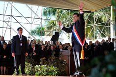 Lea los detalles de la toma de posesión del nuevo presidente de Paraguay, Horacio Cartes. Visite nuestra página y sea parte de nuestra conversación: http://www.namnewsnetwork.org/v3/spanish/index.php