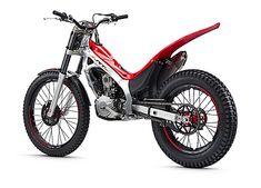 Love riding Trials!  Cota 4RT260: la nueva trial de Montesa