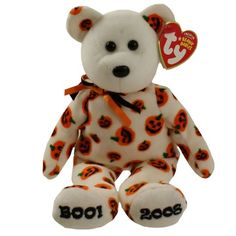 TY Beanie Baby - CARVERS the Bear (Hallmark Exclusive) (8.5 inch)