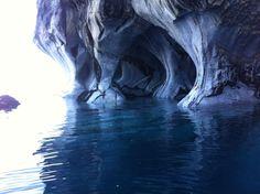 Cavernas de Mármol, coyhaique, Chile