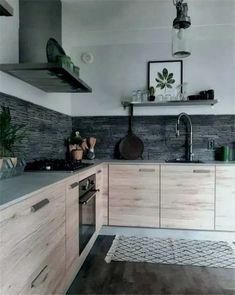 Kitchen Remodel On A Budget white kitchen design; kitchen remodel on a budget; Home Decor Kitchen, New Kitchen, Kitchen Interior, Kitchen Ideas, Kitchen Corner, Kitchen Wood, Awesome Kitchen, Wolf Kitchen, Stainless Kitchen