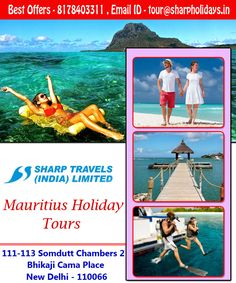 Sharp holidays sharpholidays on pinterest get yourself the best packages to choose from mauritius is surely a travelers delight solutioingenieria Gallery