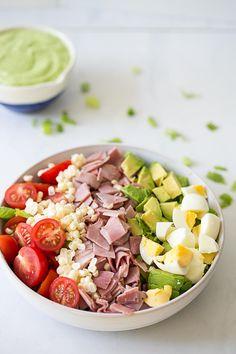 Deli Cobb Salad daniel would love this