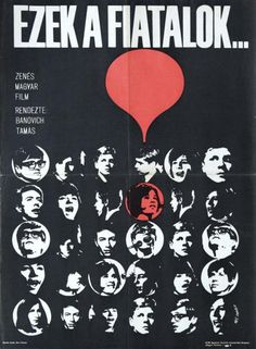 Ezek a fiatalok filmplakát
