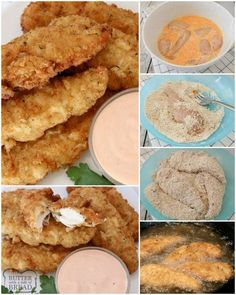 Best Chicken Tenders recipe for tender, juicy & flavorful chicken. Two simple tips to take your chicken strips from good to great! Shows how to make chicken tenders from scratch! Best Chicken Strip Recipe, Homemade Chicken Strips, Baked Chicken Strips, Stew Chicken Recipe, Easy Chicken Pot Pie, Chicken Skillet Recipes, Chicken Tender Recipes, How To Cook Chicken, Chicken Lasagna