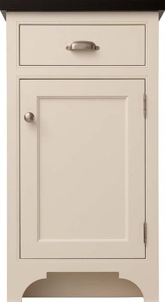 Newport | Crown Point Door Styles beaded comparison (inner edge matches beading in size)