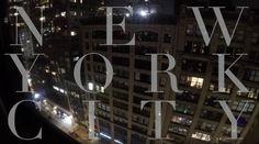 New York Fashion Week: Part 1