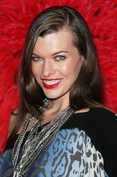 #Milla #Jovovich #Jewelry - Layered Sterling Necklace