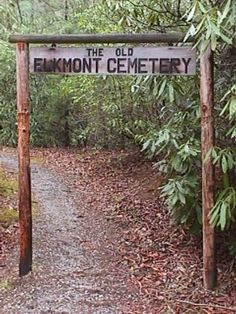 Elkmont - Ghost Town.....memories sweet memories remember going here to eat lunch with Ella Vee on our many childhood trips