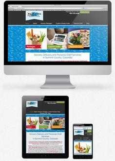 eCommerce website design // http://www.paperandcrush.com
