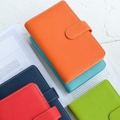 REDD Fruit Color Original Planner Notepad Notebook A5/A6 Loose - leaf 1PCS