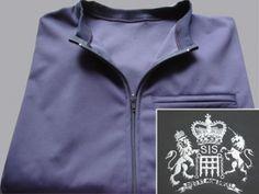 James Bond Army PTI Training Jacket