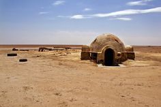 Abandoned Star Wars Film Sets in the Tunisian Desert • Highsnobiety