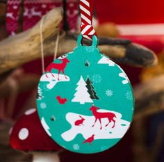 Fairytale Forest Bauble – Little Pieces