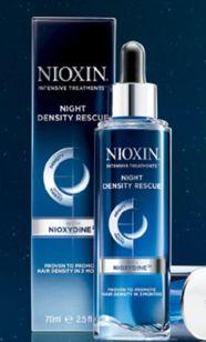 Nioxin night density rescue 70 ml.