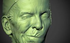 A great demonstration oh now you can easily and quickly make 3d scan data animation and production read in Zbrush with a few simple tools.