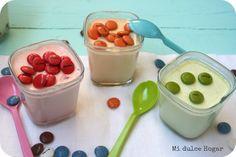 Mi Dulce Hogar: Yogur de Lacasitos
