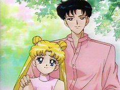 USAGI & MAMORU ♥