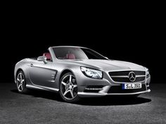 Decadence Redefined: The 2013 Mercedes-Benz SL 550 takes refined performance to the next level.