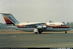 British Aerospace BAe-146-200 aircraft picture
