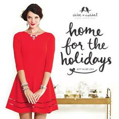 NEW HOLIDAY JEWELRY !!!!!! click her red dress to view the catalog :)