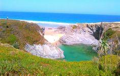 Praia do Espingardeiro - Porto Covo - Portugal