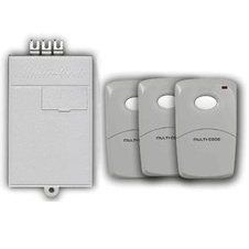 Multicode 1090-3089 - 300MHz 1 Receiver with 3 Remotes by Multicode. $55.45. Upgrade your old garage door opener receiver and transmitter with this Multicode set. Installs on ANY automatic gate or garage door opener. This receiver and transmitter set will also install on access gates as well.