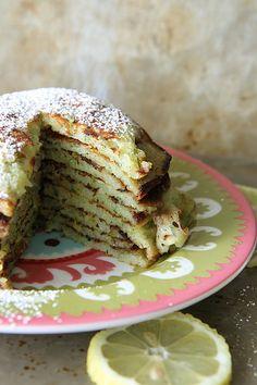Lemon Zucchini Pancakes by Heather Christo, via Flickr
