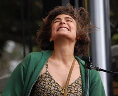 When I grow up and get singing abilities...this is who I will be. Jade Castrinos.