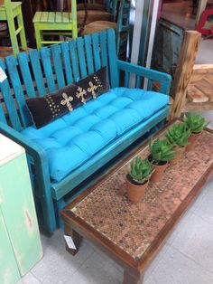 Turquoise love by ROCKIN A FURNITURE