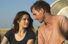 Ralph Fiennes and Rachel Weisz in The Constant Gardener (2005)