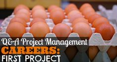 If you are a new project manager managing your first project you'll love this Q&A on project management careers from the Camel blog