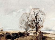 View The lane by Rowland Hilder on artnet. Browse upcoming and past auction lots by Rowland Hilder. Watercolor Mixing, Watercolor Landscape Paintings, Watercolor Trees, Seascape Paintings, Watercolour Painting, Painting & Drawing, Watercolours, Watercolor Artists, Urban Landscape