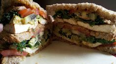 Vegan Everything Sandwich