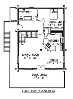 house plans with mother in law suites | Mother-in-Law Apartment Plan ...