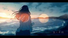 Wallpaper Pc Anime, Scenery Wallpaper, Anime Artwork, Anime Art Girl, Manga Art, Sad Anime Couples, Anime Pixel Art, Cute Anime Chibi, Anime Scenery