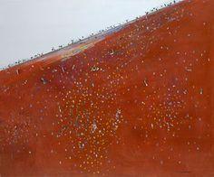 fred williams - iron ore landscape