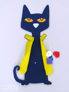 Do you know Pete the Cat? Herecently joined us for some of our children's events and he wasa big hit with the kids. Each eventstarted off with reading 'Pete the Cat I Love My White S…