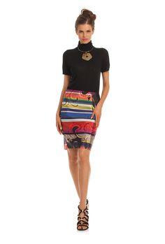 Crissy Skirt - TrinaTurk