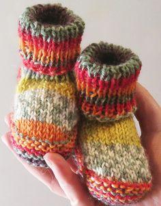 4c48aa656fb1 10 Utterly Adorable Newborn Knitting Patterns. Baby Boy Knitting Patterns  FreeBaby Booties ...